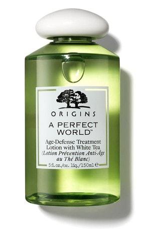 Origins A Perfect World Antioxidant Treatment Lotion With White Tea 150ml