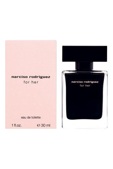 Narciso Rodriguez For Her Eau de Toilette 30ml
