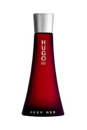 HUGO Deep Red Eau de Parfum 90ml