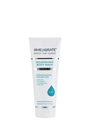 AMELIORATE Nourishing Body Wash 200ml