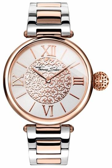 Thomas Sabo Rose Gold Karma Women's Watch