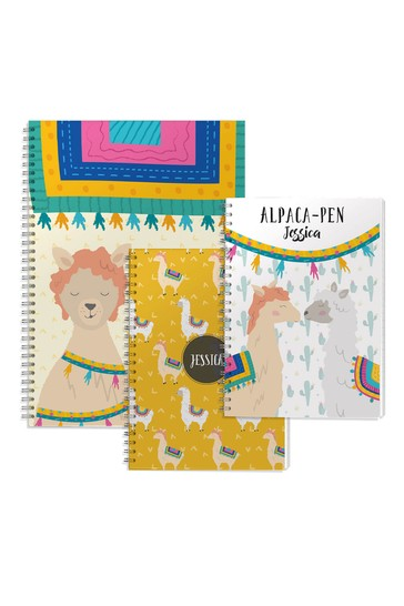Personalised A4 & A5 Notepad Bundle By YooDoo