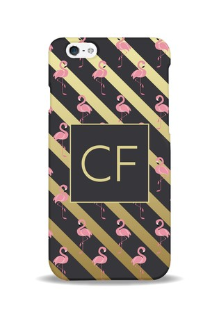 Personalised Flamingo Phone Case By YooDoo
