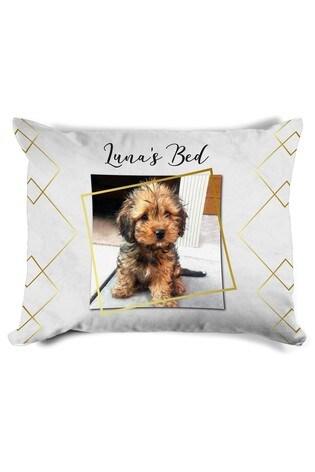 Personalised Large Pet Cushion By YooDoo