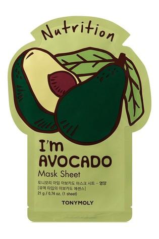 TONYMOLY IM Avocado Sheet Mask