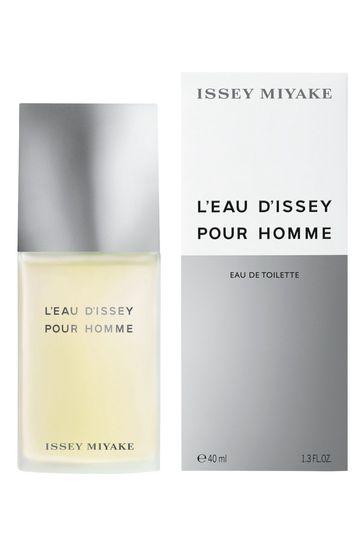 Issey Miyake L'Eau d'Issey Pour Homme Eau de Toilette 40ml