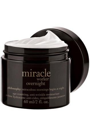 Philosophy Anti-Wrinkle Miracle Worker Overnight Moisturizer 60ml
