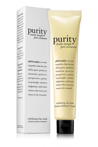 Philosophy Purity Made Simple Pore Extractor Clay Mask 75ml