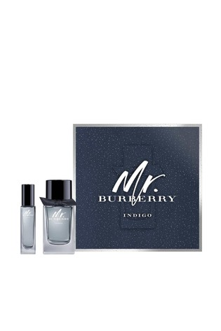 BURBERRY Indigo Eau de Toilette Set 100ml & 30ml