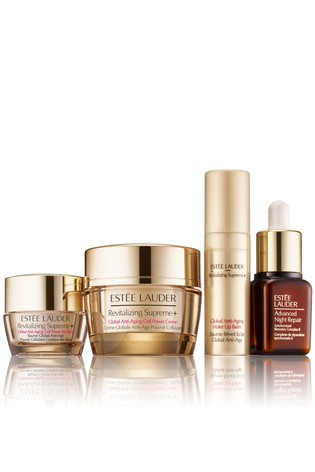 Estée Lauder Firm + Smooth + Glow Revitalize For Firmer Set