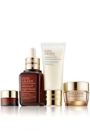 Estée Lauder Repair + Renew For Firmer, Radiant Looking Skin