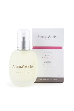 AromaWorks Bath Oil 100ml