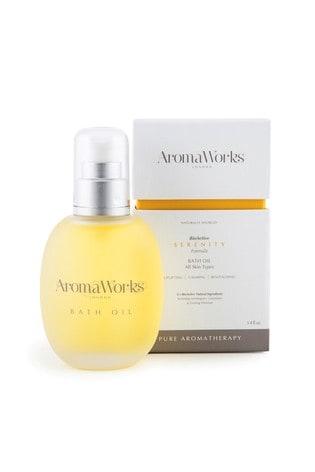 AromaWorks Bath Oil 100ml