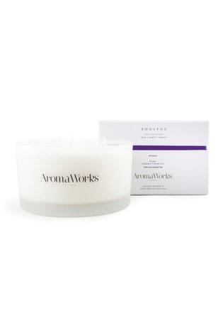 AromaWorks Soulful Large 3-Wick Candle