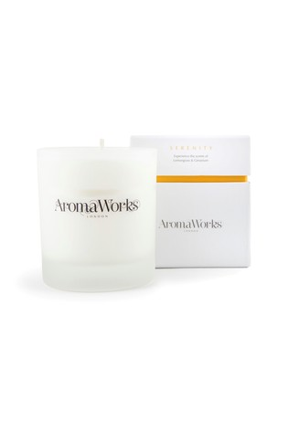 AromaWorks Serenity Medium 30cl Candle