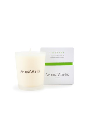 AromaWorks Inspire Small 10cl Candle