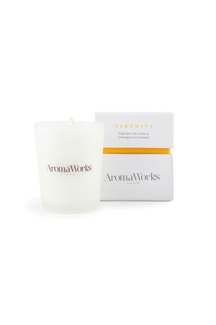 AromaWorks Serenity Small 10cl Candle
