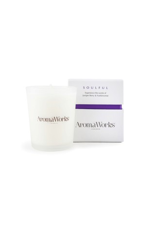 AromaWorks Soulful Small 10cl Candle