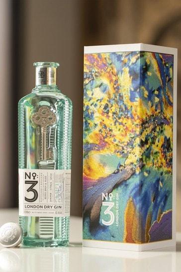 DrinksTime No. 3 London Dry Gin Gift Box