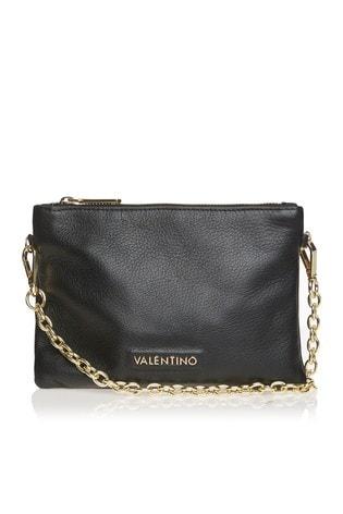Valentino By Mario Valentino Oceano Leather Cross Body Bag