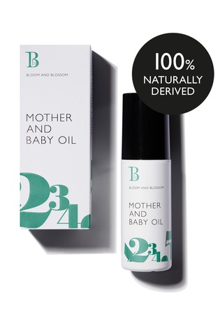Bloom & Blossom Mother and Baby Oil 100ml