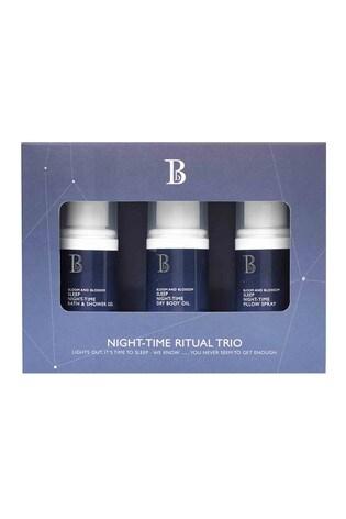 Bloom & Blossom Night-Time Ritual Trio