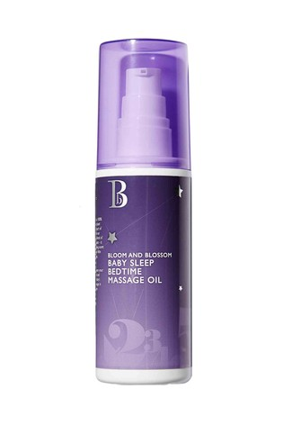 Bloom & Blossom Baby Sleep Bedtime Massage Oil 100ml