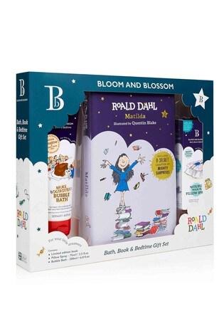 Bloom & Blossom Matilda Bath, Book & Bedtime Gift Set