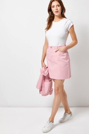 Dorothy Perkins Denim Skirt