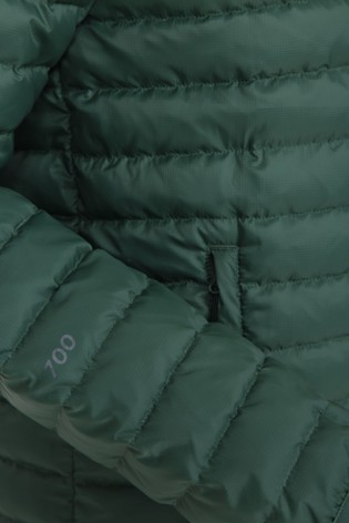 Mountain Warehouse Dark Green Henry Ii Extreme Mens Down Padded Jacket