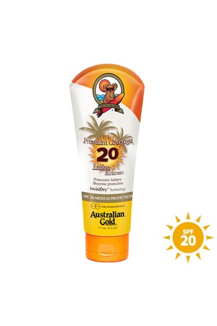 Australian Gold SPF 20 Lotion Premium Coverage 177ml