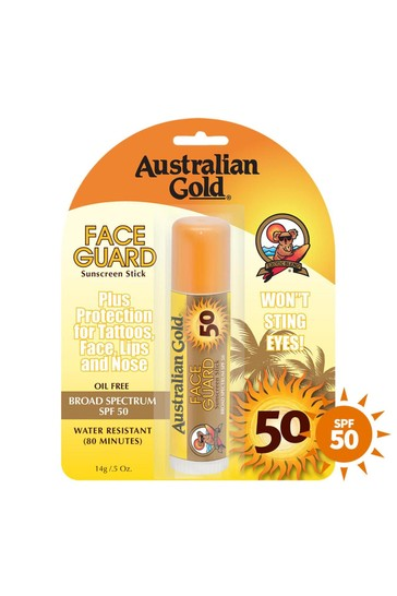 Australian Gold SPF 50 Face Guard Stick 14g