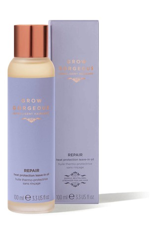 Grow Gorgeous Repair Heat Protection Leave-In Oil 100ml