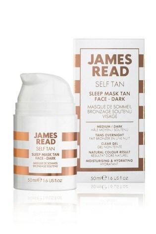 James Read Tan Tan Sleep Mask Go Darker Face 50ml