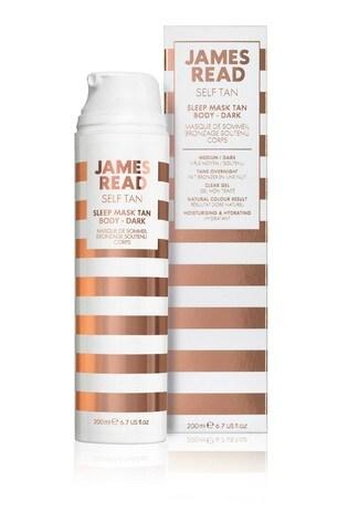 James Read Tan Tan Sleep Mask Go Darker Body