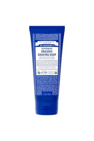 Dr. Bronners Organic Shaving Soap Peppermint 207ml