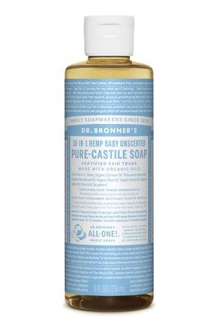 Dr. Bronners Organic Baby Mild Castile Liquid Soap 237ml