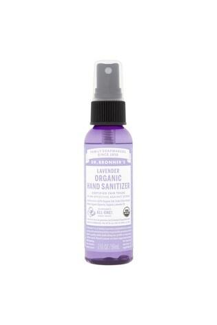Dr. Bronners Organic Hand Sanitiser Lavender