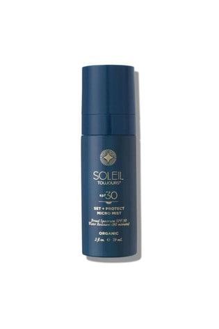 Soleil Toujours Organic Set + Protect Micro Mist SPF 30 59ml