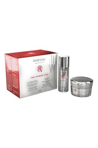 Radical Skincare Power Duo - Extreme Moisture & Advanced Peptide