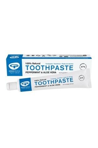 Green People Organic Toothpaste Mint, Vegan