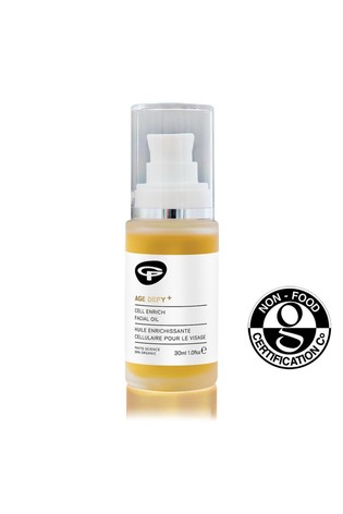 Green People Organic Facial Oil, Cell Enrich Age Defy+