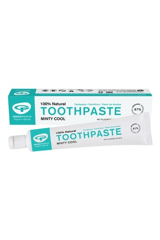 Green People Mint Cool Organic Toothpaste 50ml