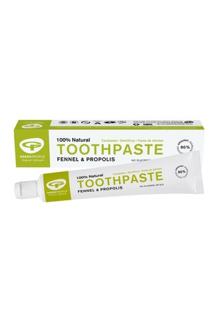 Green People Organic Toothpaste Fennel & Propolis
