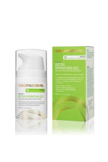 Goldfaden MD Detox Hydrating Gel - Bha Skin Balancing Moisturiser 50ml