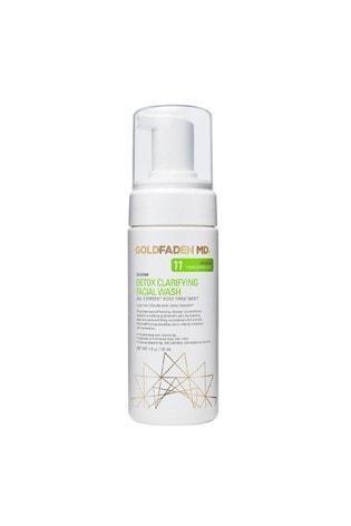 Goldfaden MD Detox Clarifying Facial Wash - Aha Nutrient Rich Treatment