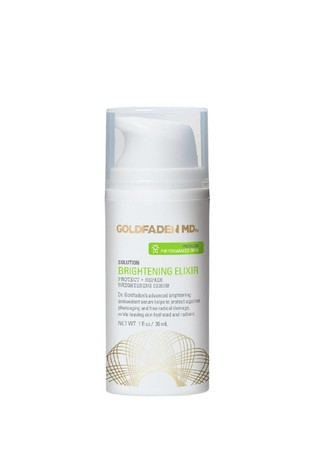 Goldfaden MD Brightening Elixir Protect + Repair Brightening Serum