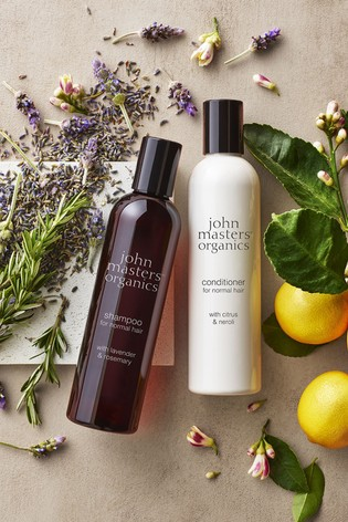 John Masters Organics Conditioner for Normal Hair with Citrus & Neroli 236ml