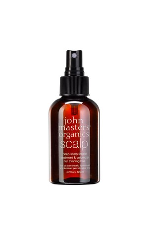 John Masters Organics Deep Scalp Follicle Treatment & Volumizer