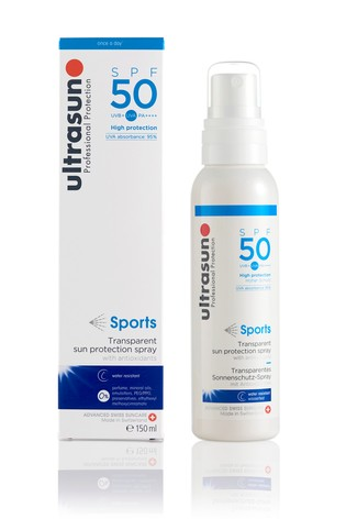 Ultrasun 50 SPF Sports Spray 150ml